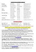 Dolphin Underwater & Adventure Club July 2009 Newsletter - Page 2