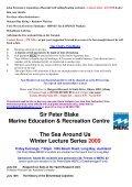 Dolphin Underwater & Adventure Club July 2009 Newsletter - Page 3