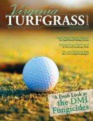 Virginia Turfgrass Council / PO Box 5989 / Virginia Beach, VA 23471 ...