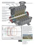 MULTISTAGE CENTRIFUGAL BLOWERS - HSI Blowers - Page 2