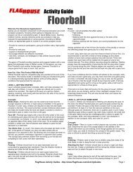 Floorball - Flaghouse