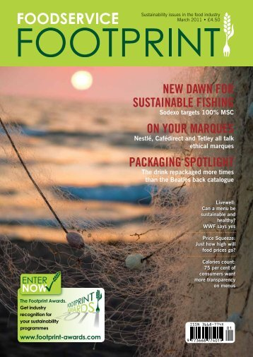 Download Foodservice Footprint Issue 10 - March 2011