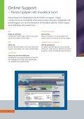 Service & Support – rätt stöd i alla lägen - Siemens - Page 4