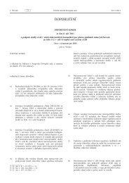 Doporučení Komise ze dne 8. září 2011 o podpoře služby eCall v ...