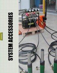 SYSTEM ACCESSORIES - Simplex