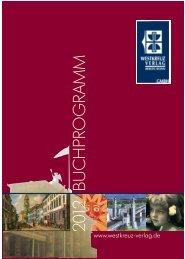 PDF Buchprogramm - Westkreuz-Druckerei Ahrens KG
