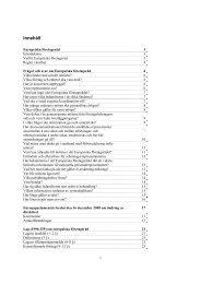 Handbok för europeiska företagsråd - Sveriges ingenjörer