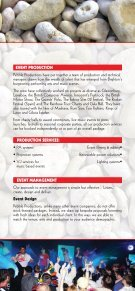 SIO Pebble Leaflet - Pebble Productions - Page 3