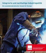 Integrierte und nachhaltige Industriepolitik - Jens Geier
