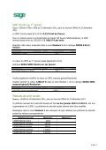Police à utiliser : Helvetica, 10 points, ordinaire ... - extremIT - Page 2