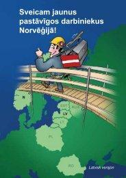 Informatīvs buklets par darba tiesībām Norvēģijā - Nodarbinātības ...