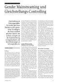 Gleichstellung als Führungsaufgabe - Gleichstellungs-Controlling - Seite 3