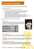 Fundraising Notes - Nordoff Robbins - Page 6