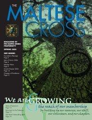 Maltese Cross 2006 - Phi Kappa Sigma