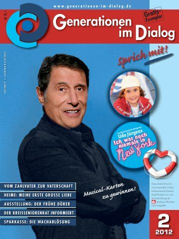 Ausgabe 2/2012 - Kreisseniorenrat Enzkreis - Stadt Pforzheim eV