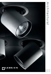 Architectural - Profi Lighting