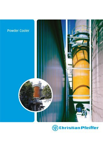 Powder Cooler - Christian Pfeiffer