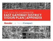 EAST GATEWAY DISTRICT VISION PLAN | APPENDIX