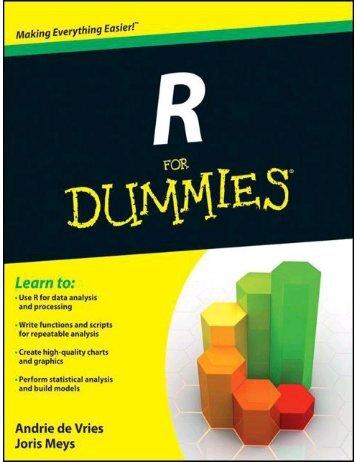 R dummies