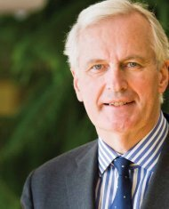 Interview Michel Barnier