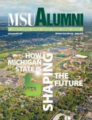 Checking Accounts That Keep You In the Green - MSU Alumni ...