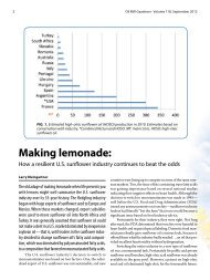 September 2012 - International Oil Mill Superintendents Association