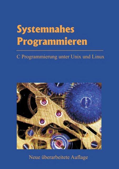Systemnahes Programmieren C Programmierung Unter Passau
