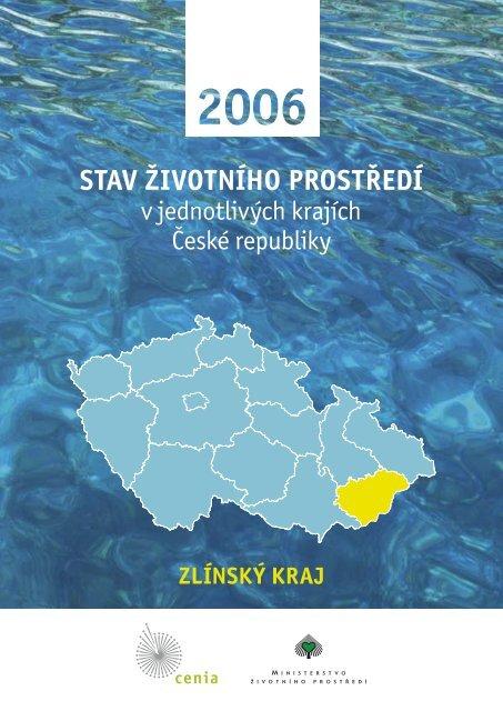 Zlínský kraj (PDF, 695 kB) - CENIA, česká informační agentura ...