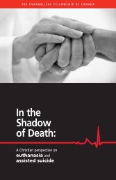 Euthanasia: In the Shadow of Death