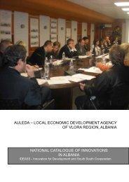 AULEDA – LOCAL ECONOMIC DEVELOPMENT ... - Ideassonline.org
