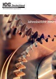 Jahresbericht 2012 Download - ICC Deutschland