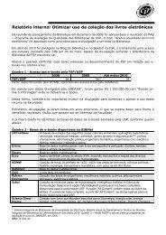 Até 30/11/2010 - Biblioteca/Centro de Informação e Referência em ...