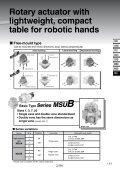 Rotary Table Series MSU - SMC - Page 3