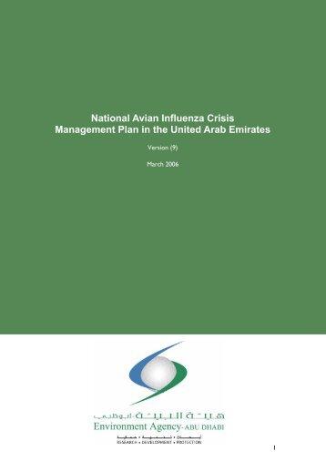 Secretariat - Avian Influenza and the Pandemic Threat
