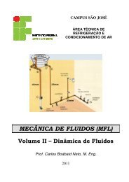 MECÂNICA DE FLUIDOS (MFL) - Wiki