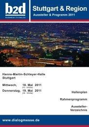 Die Nr. 1 in Deutschland - b2d business to dialog Hofes e.K.