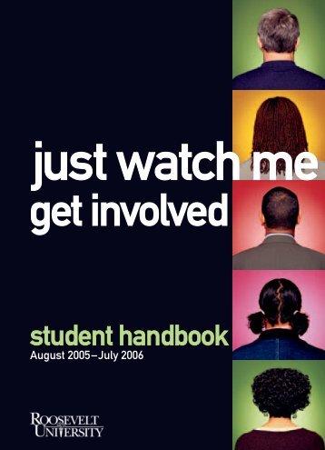 Student Handbook - District 299 The Chicago Schools Blog