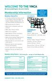 HELPING YOU LIVE BETTER - Armbrust YMCA - Page 2
