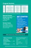 HELPING YOU LIVE BETTER - Armbrust YMCA - Page 3
