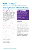 HELPING YOU LIVE BETTER - Armbrust YMCA - Page 4
