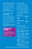 HELPING YOU LIVE BETTER - Armbrust YMCA - Page 5