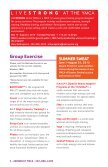 HELPING YOU LIVE BETTER - Armbrust YMCA - Page 6