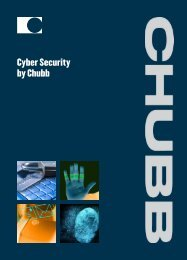 Cyber Security by Chubb