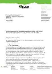 PDF, 8 Seiten - BUND e.V. Landesverband Thüringen