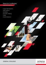 General Catalogue PAC Hitachi 2013 - Abb