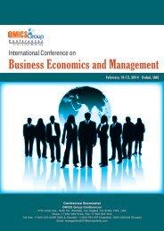 Sponsorship Opportunities - Arabian Journal of Business ...