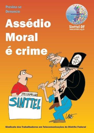 Cartilha Assédio Moral PRONTA março11 - Sinttel-DF