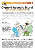 Cartilha Assédio Moral PRONTA março11 - Sinttel-DF - Page 4
