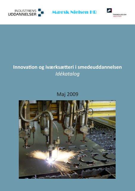 Idékatalog Maj 2009 - Industriens Uddannelser