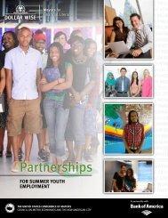 DollarWise 2013 Summer Youth Campaign Partnerships - U.S. ...